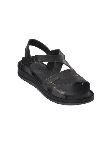Castle Black Sandalet Siyah